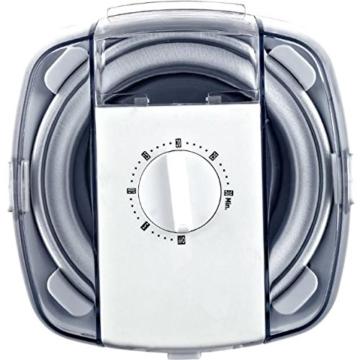 Gino Gelati IC-30W-A 4in1 Eismaschine, Frozen Jogurt-Milchshake Maschine Flaschenkühler - 2