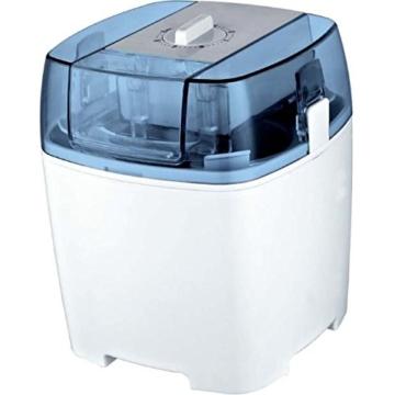 Gino Gelati IC-30W-A 4in1 Eismaschine, Frozen Jogurt-Milchshake Maschine Flaschenkühler - 1