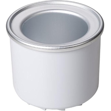 Gino Gelati IC-30W-A 4in1 Eismaschine, Frozen Jogurt-Milchshake Maschine Flaschenkühler - 5